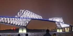 恐竜橋 ライトアップ